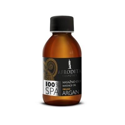 Ulei masaj Argan 100% SPA 150 ml