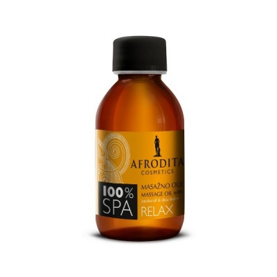 Ulei masaj Relax Jojoba 100% SPA 150 ml