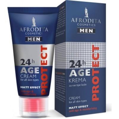 Men AGE PROTECT 24H Crema orice tip de ten 50ml