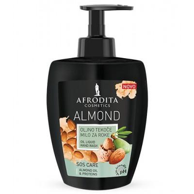 ALMOND Sapun lichid uleios 300ml