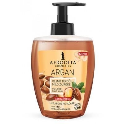 ARGAN Sapun lichid uleios antibacterian 300ml