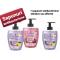 Pachet promotional 7 sapunuri antibacteriene Lavander&Lemon si Struguri