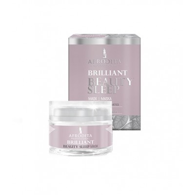 BRILLIANT Beauty Sleep - Masca intinerire 50ml