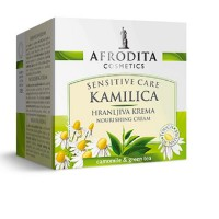 CAMOMILE SENSITIVE Crema nutritiva, ten uscat si sensibil 50ml