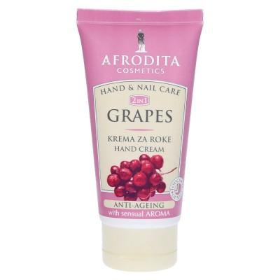 Grapes Crema 2in1 pentru maini si unghii 75 ml