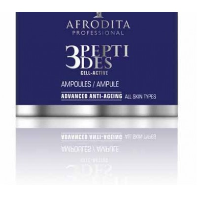 3PEPTIDES CELL-ACTIVE  Fiole anti-age 5 fiole a 1,5ml