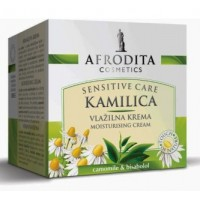 CAMOMILE SENSITIVE Crema hidratanta ten sensibil 50ml