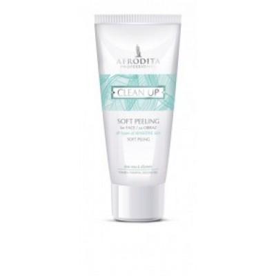 CLEAN UP SOFT PEELING Facial ten sensibil 100ml