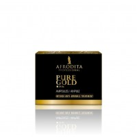PURE GOLD 24k LUXURY Fiole cu aur, 5 fiole a 1,5ml