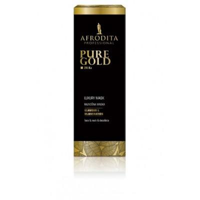 PURE GOLD 24k LUXURY Masca de intinerire 150ml