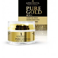 PURE GOLD 24k LUXURY Crema de zi 50ml