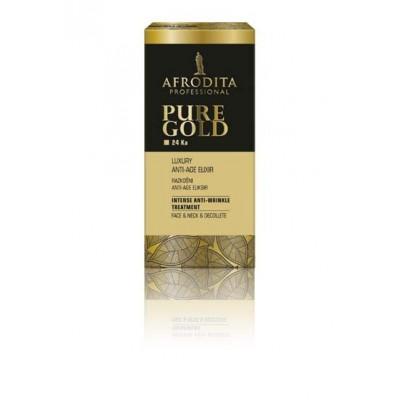 PURE GOLD 24k LUXURY Elixir anti-age 30ml