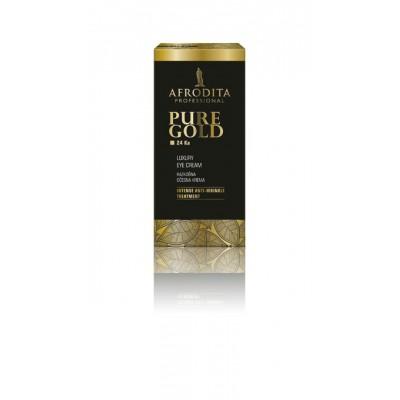 PURE GOLD 24K LUXURY Crema contur ochi anti-age 15ml