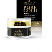 PURE GOLD 24k LUXURY Crema de noapte 50ml