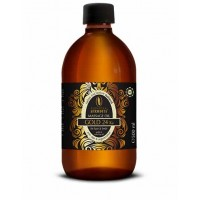 PURE GOLD 24k LUXURY Ulei natural masaj cu particule de aur 500ml