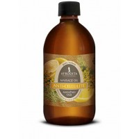 ULEI NATURAL DE MASAJ  ANTICELULITIC 500ml