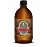ULEI NATURAL DE MASAJ ARGAN & MERISOARE 500ml