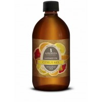 ULEI NATURAL DE MASAJ CITRUS MIX 500ml