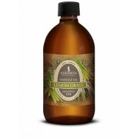 ULEI NATURAL DE MASAJ LEMONGRASS 500ml