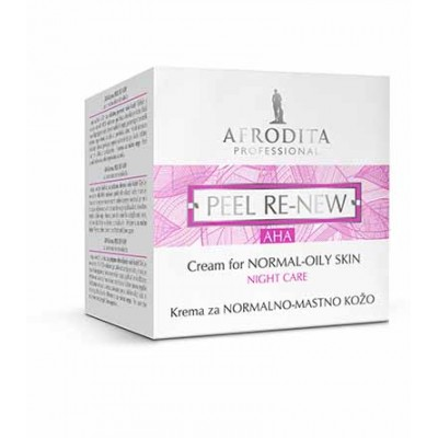 PEEL RE-NEW crema pentru ten normal/gras 50ml