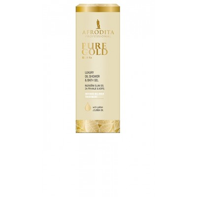 Pure Gold 24K luxury - Gel de dus 150 ml