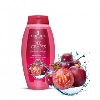 RED GRAPES Gel de dus uleios 250ml