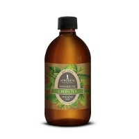 Ulei natural masaj Green Tea 500 ml